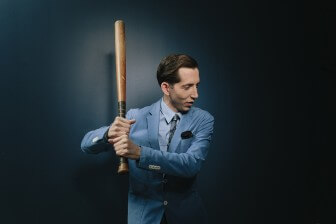 (Photo/ pokeylafarge.net) Pokey LaFarge turns the clock back about 100 years with a sound rooted in the early 20th century.