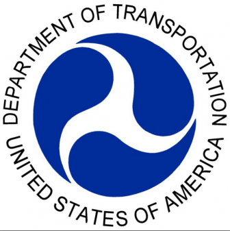 United States Department of Transportation.