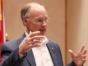 Alabama Gov. Robert Bentley. (governor.alabama.gov)