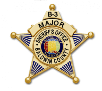 Baldwin County Sheriff's Office.