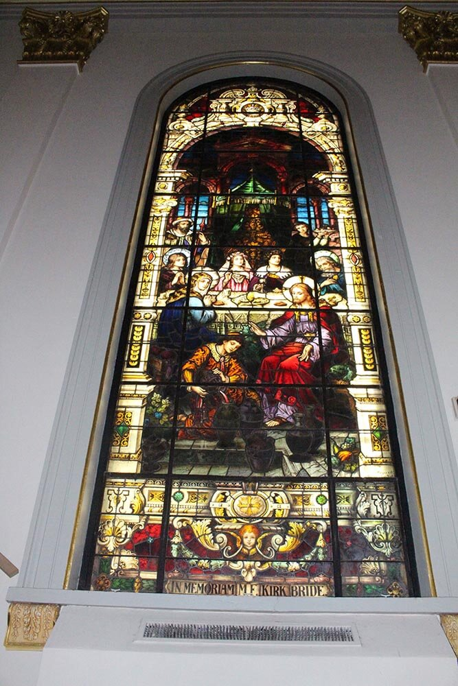 Cathedral's stained-glass windows to be refurbished