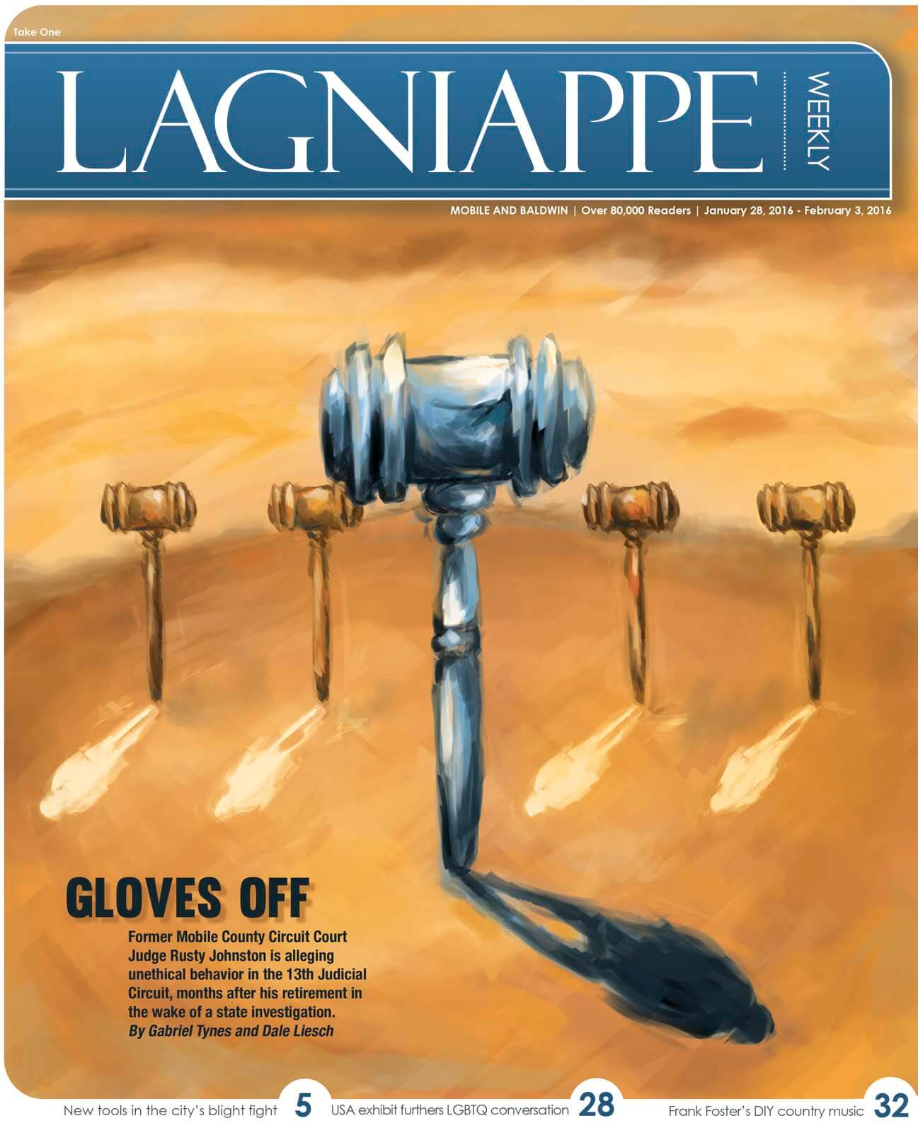 COVER STORY: Retired judge accusing former colleagues of misconduct
