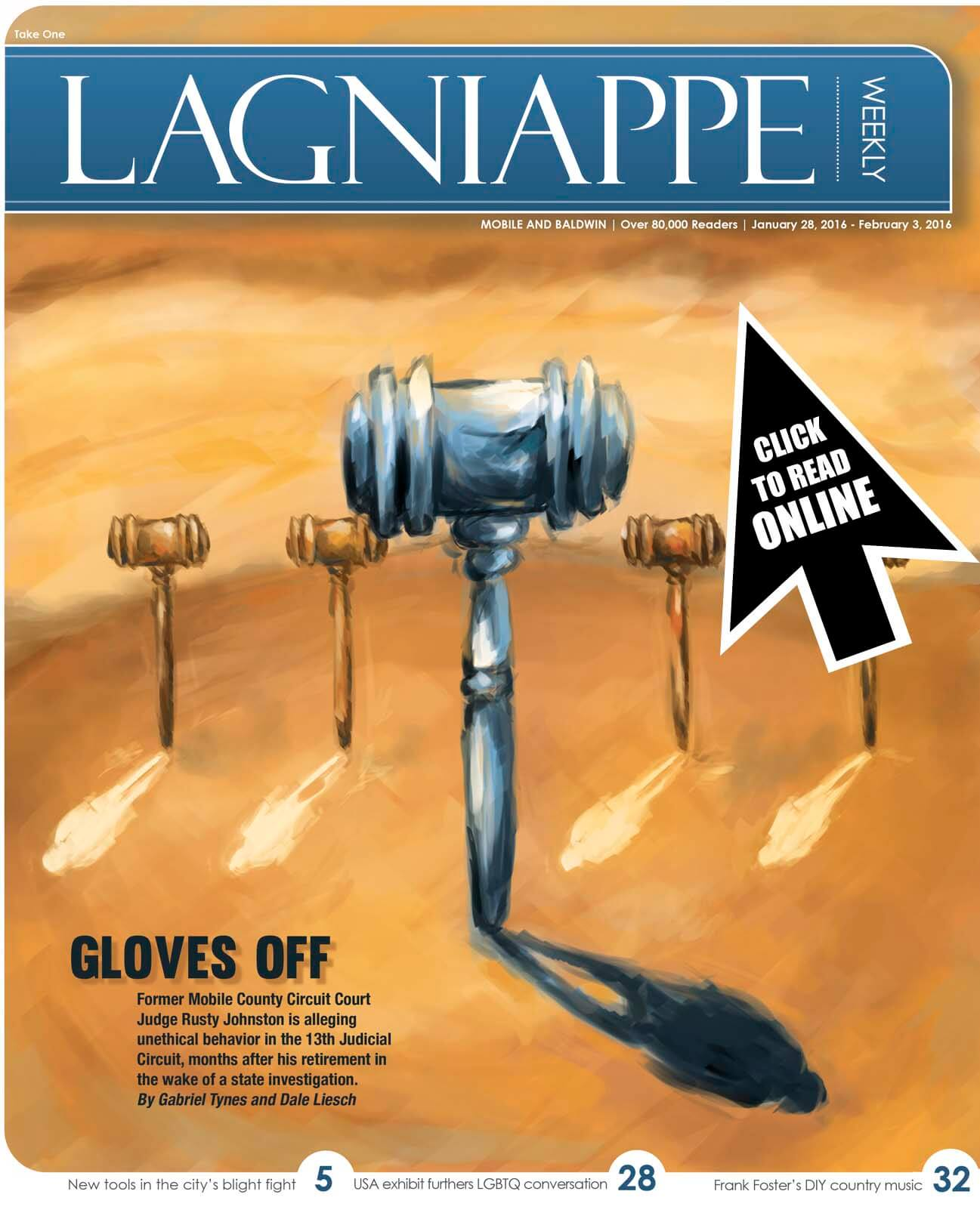 Lagniappe: Jan. 23 – Feb. 3, 2016