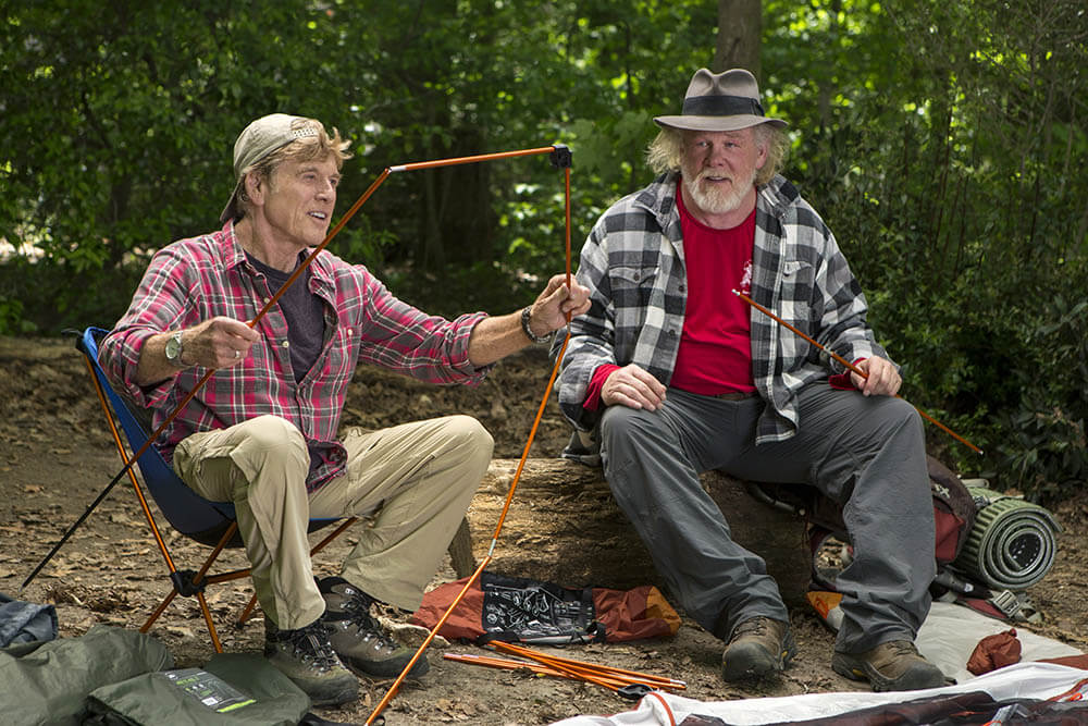 Redford ruins writer's 'Walk in the Woods'
