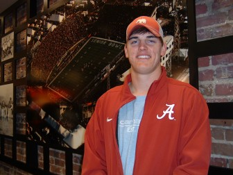 (Photo | J. Mark Bryant/Lagniappe) Senior Bowl invitees Jake coker of Alabama  played high school ball in Mobile.