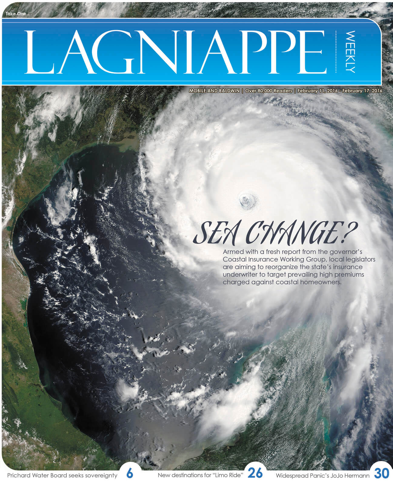 COVER STORY: Coastal insurance report advances to state legislature