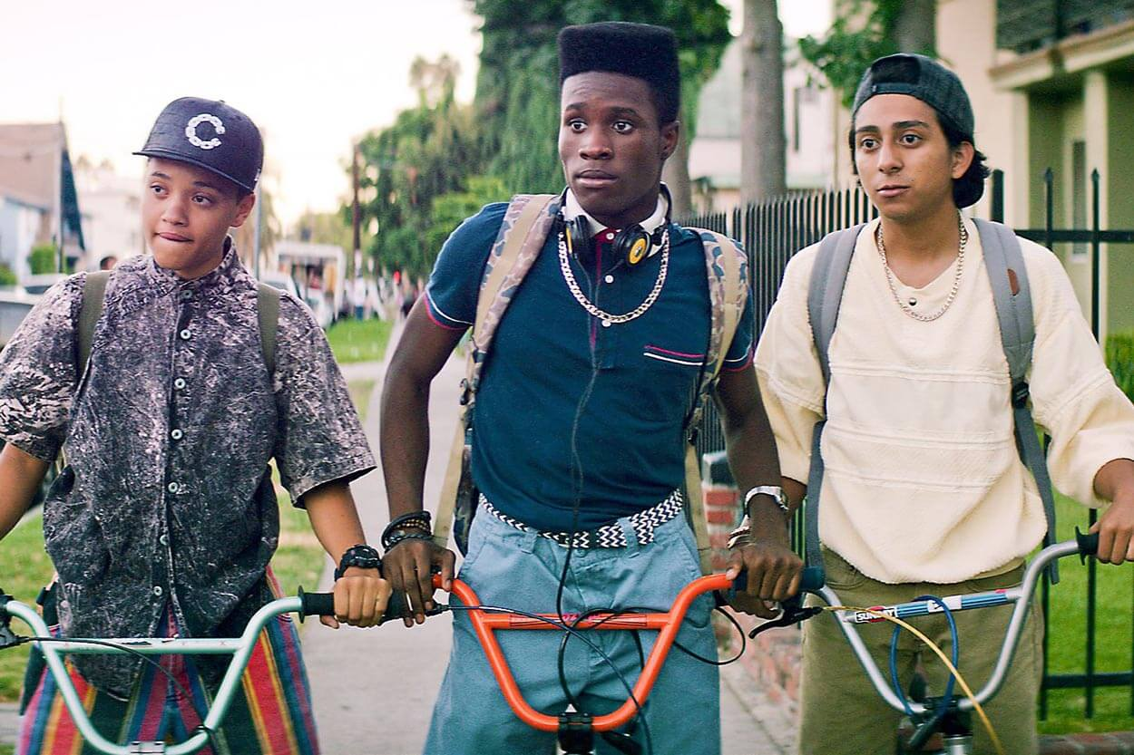 '90s throwback 'Dope' is sweet coming-of-age film