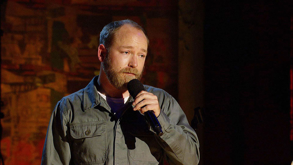 Kyle Kinane's life on the road
