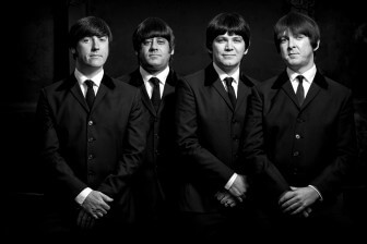 (Photo | themerseybeatles.com) Shaggy hair, black suits and spot-on covers. The Mersey Beatles carry on the Liverpool legacy of rock 'n' roll's greatest act.