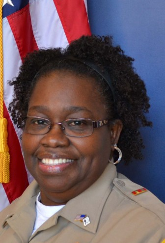 Foley Police Department Chief Communication Officer Shirley Mosley.