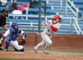 (Photo | Courtesy of the University of South Alabama)  USA Junior outfielder Cole Billingsley led the Jaguars last season with a .345 batting  average and 30 steals while compiling a perfect fielding percentage on 160 putouts.