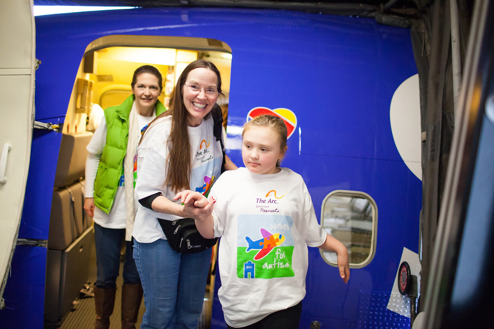 Wings for Autism helps ease stress of air travel