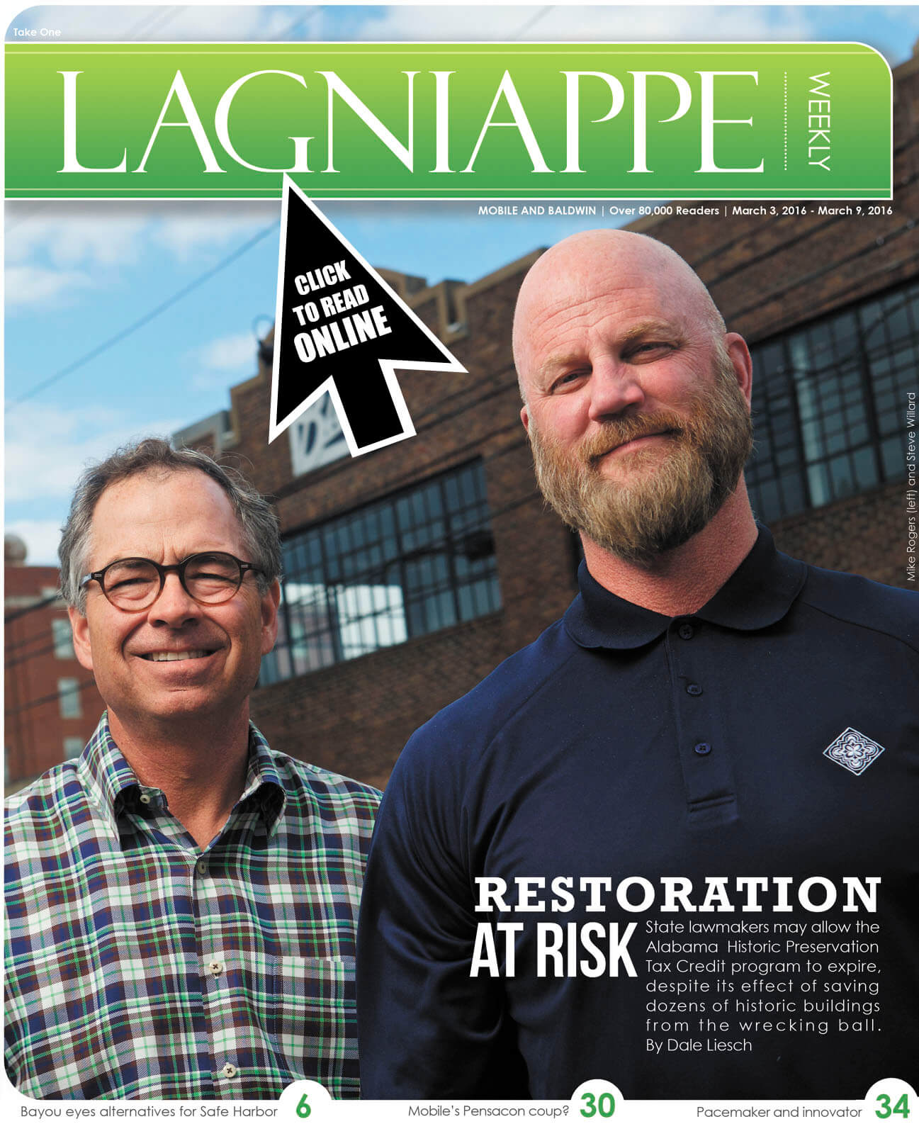 Lagniappe: March 3 – 9, 2016