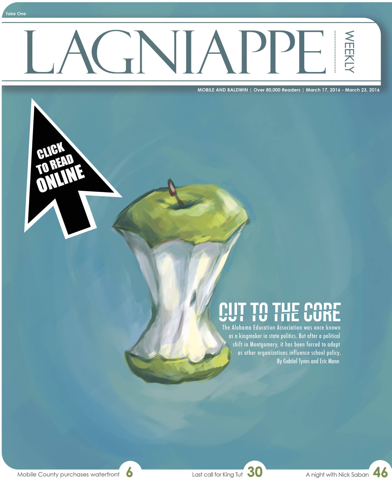 Lagniappe: March 17 – 23, 2016