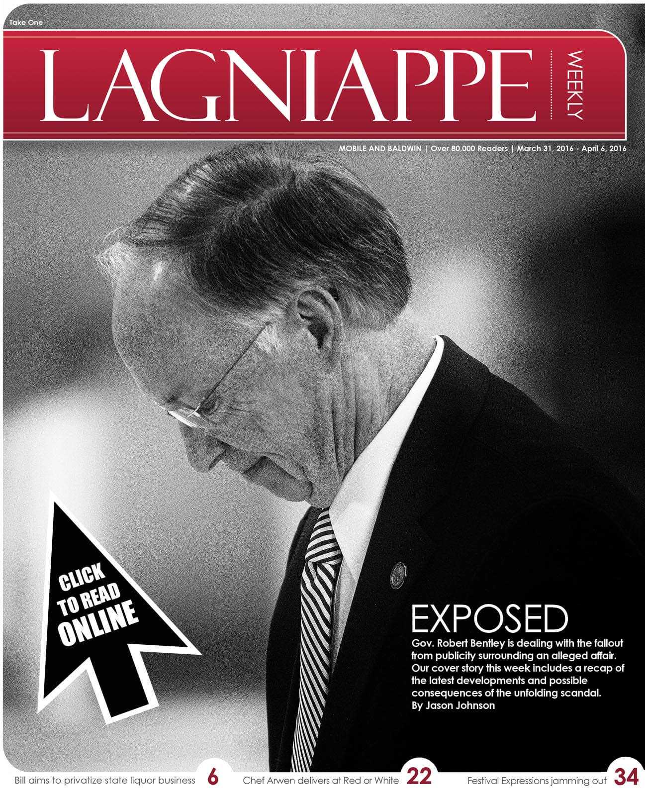 Lagniappe: March 31 – April 6, 2016