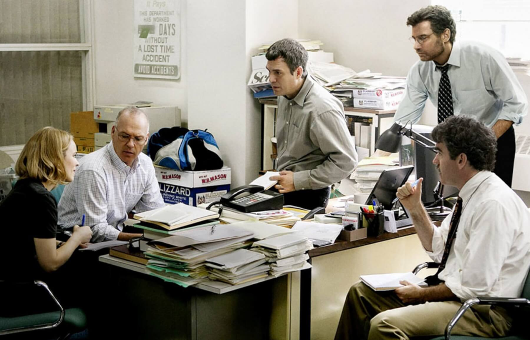 'Spotlight' underscores  importance of investigative journalism