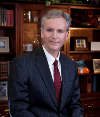 Alabama Community College System Chancellor Mark A. Heinrich (accs.cc)