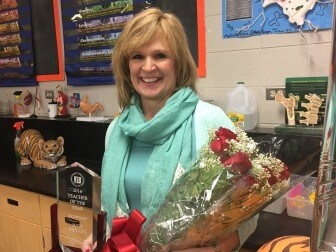 Baldwin County High School teacher Judy Bridges. (Baldwin County Public School System photo)
