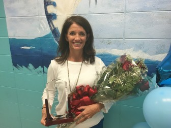 Orange Beach Elementary School teacher Kelly Cleere. (Baldwin County Public School System photo)