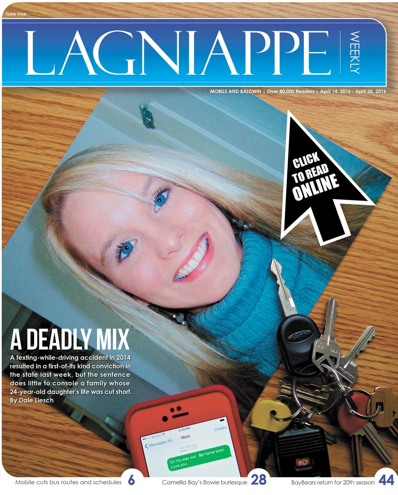 Lagniappe: April 14 – 20, 2016