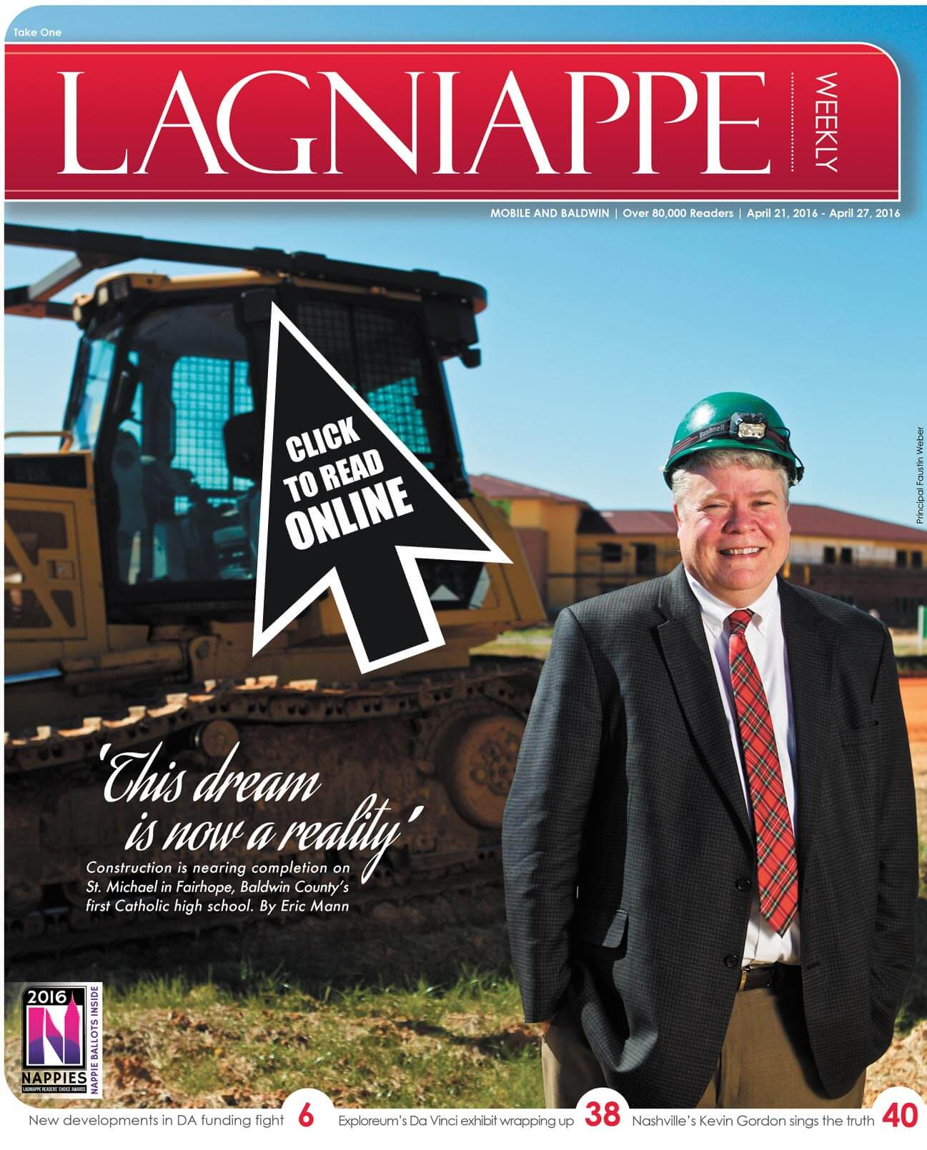 Lagniappe: April 21- 27, 2016