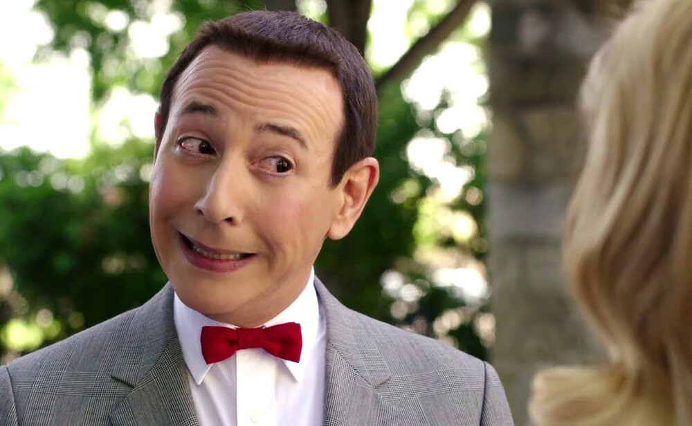 The eternal adolescent bliss of Pee-wee Herman