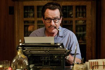 (Photo   Groundswell Productions) Bryan Cranston leads an A-list cast as Dalton Trumbo, a screenwriter during Hollywood's golden years who was blacklisted for his political beliefs.