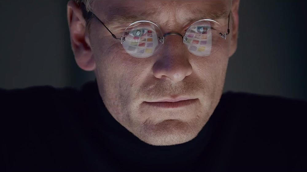 'Steve Jobs' stretches the biographical