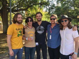 (Photo | Courtesy of SouthSounds) New Orleans-based rock band Motel Radio was the winner of the inaugural Lagniappe New Southern Music Showcase at SouthSounds 2016. The band won a prize package including studio time with Rick Hirsch.