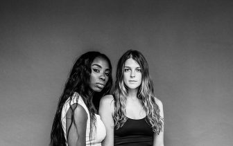 """(Photo   muddymagnolias.com) Jessy Wilson (left) and Kallie North are the voices of Muddy Magnolias, about whom Rolling Stone wrote """"... as if Mick Jagger and Keith Richards inhabited the Indigo Girls."""""""