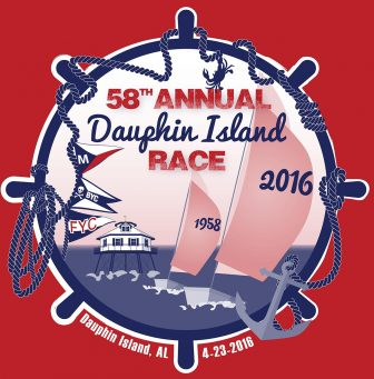 (Photo | Dauphin Island Race) Boaters in the 58th annual dauphin Island Race will be required to use a smartphone app and to submit a crew list so sailors can be notified of bad weather by phone.