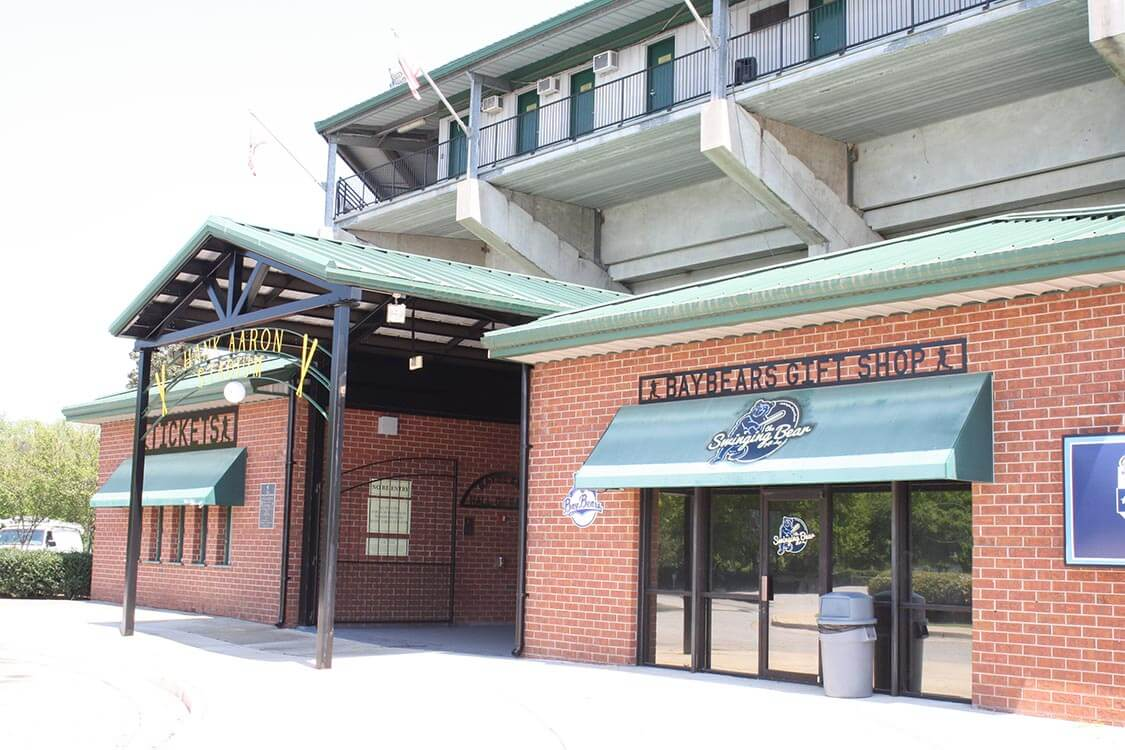Company looking to take over Hank Aaron Stadium lease