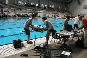 (Photo/technology.org) Competitors in the dauphin Island Sea Lab and Marine advanced technology education center's ROV competition will demonstrate mission critical equipment recovery, forensic fingerprinting, deepwater coral study and rigs to reefs navigation.