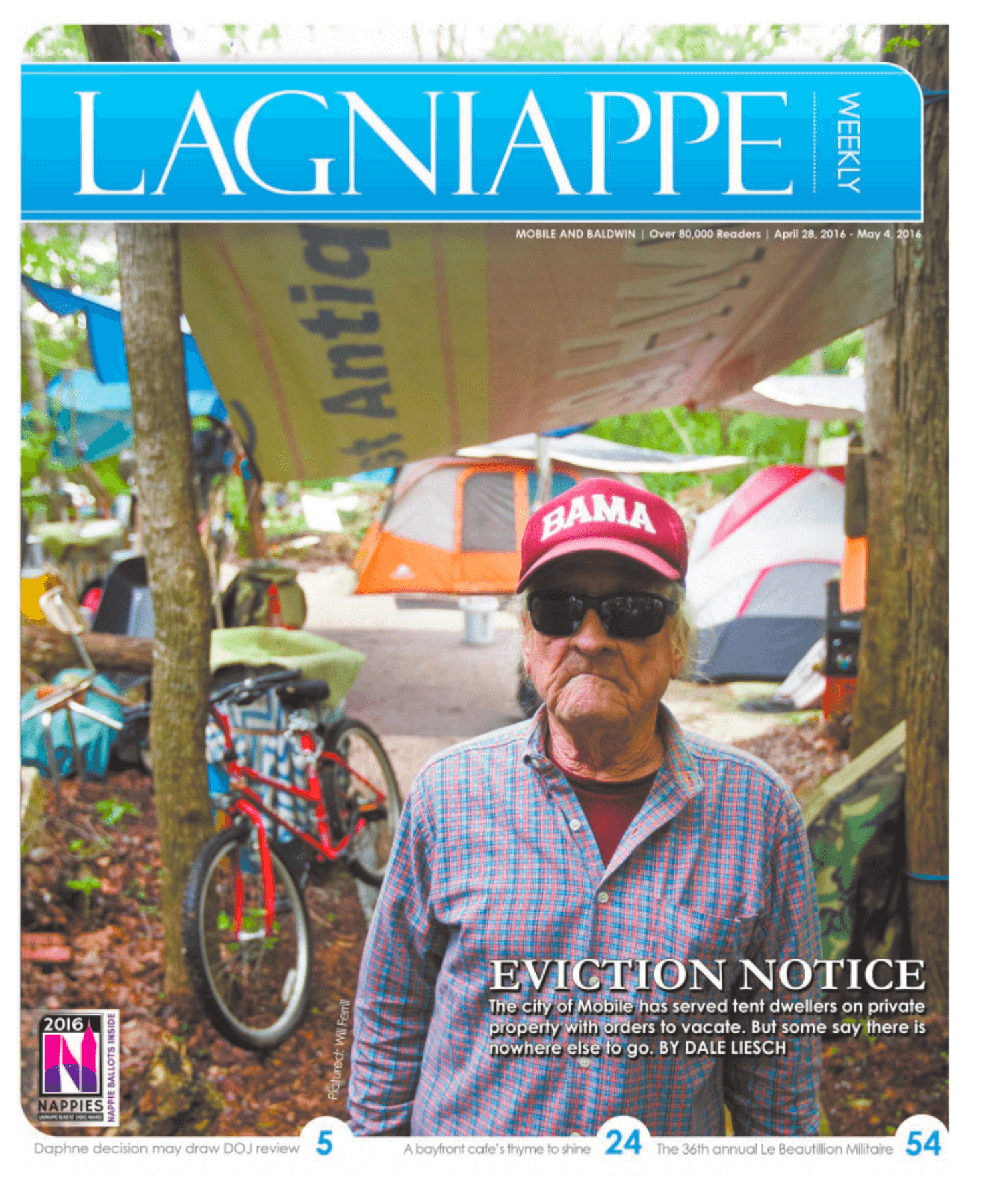 Lagniappe: April 28 – May 4, 2016
