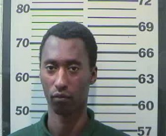 Carlos Kennedy  (Mobile County Jail)