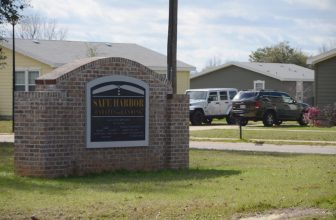 (Photo | Lagniappe) Safe harbor estates and landing consists of 100 fema funded houses in bayou la batre.