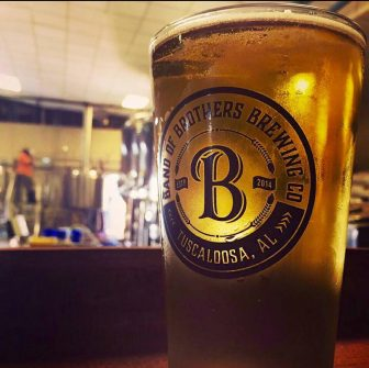 (Photo| facebook.com/hereticbrew) Alabama newcomer Band of Brothers Brewing Co. and California's Heretic Brewing Co. will be making their South Alabama debuts at Southern Napa's 99 Bottles of Beer on the Lawn event this weekend.