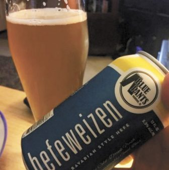 (Photo | untappd.com) Canned hefeweizens from Huntsville's Straight to Ale Brewing Co. and Madison's Blue Pants Brewery are hitting the shelves in Southwest Alabama, providing refreshing new options for summer.