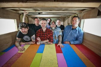 "(Photo | luceromusic.com) Memphis band Lucero comes to The Merry Widow on the strength of its latest album, ""All a Man Should Do."""