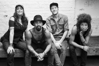 (Photo | facebook.com/nahkoandmedicineforthepeople) World music collective Nahko and Medicine for the People will perform on Hangout Fest's Mermaid Stage Saturday, May 21, at 8:15 a.m.