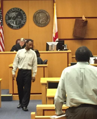 After successfully appealing his 2013 conviction, death-row inmate Carlos Kennedy was again convicted of capital murder May 4, though he was spared the death penalty. (Jason Johnson)