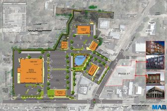 A developer has released the latest plans for shopping center anchored by Publix.