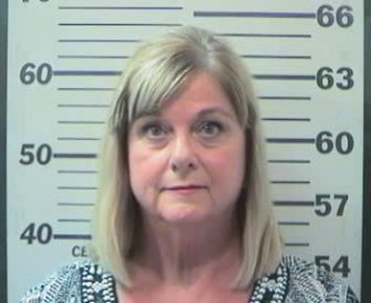 Former Rosa Lott Elementary School principal Deborah Altman was charged with using her position for personal gain, June 10. (Mobile County Jail)