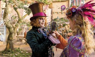 "(Photo | Walt Disney Pictures)  Despite overwhelmingly negative reviews, ""Alice Through the Looking Glass"" is not completely unwatchable, it just focuses too much on mundane details"