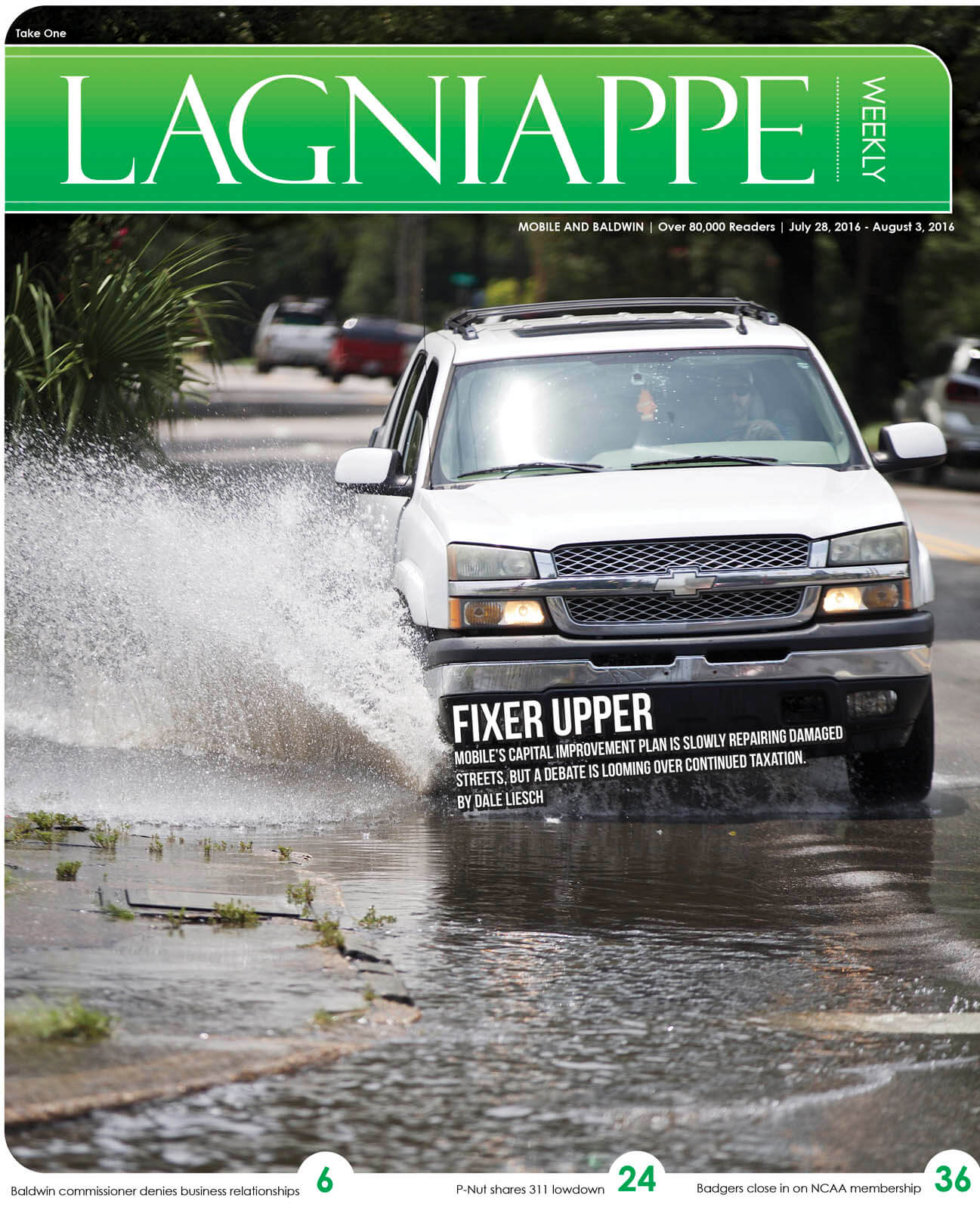Lagniappe: July 28 – August 3, 2016