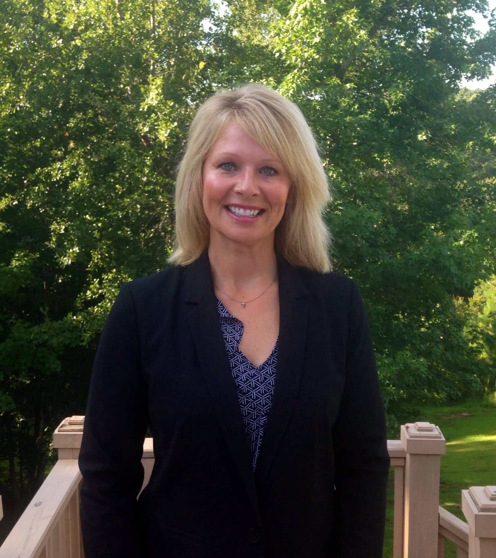 Trisha Johnston running for Spanish Fort City Council