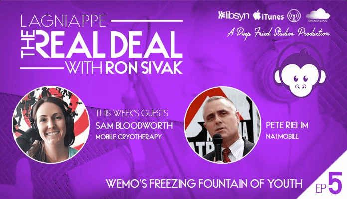 Real Deal Podcast Episode 5: WeMo's freezing fountain of youth?