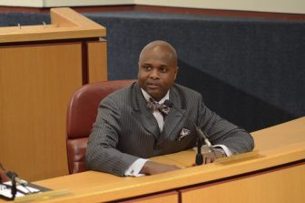 Mobile City Councilman C. J. Small. (Gabe Tynes)