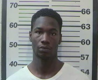 Xavier Graham , 21 of Mobile, was charged with the murder of 90-year-old Booker Green on July 28. (Mobile County Metro Jail)