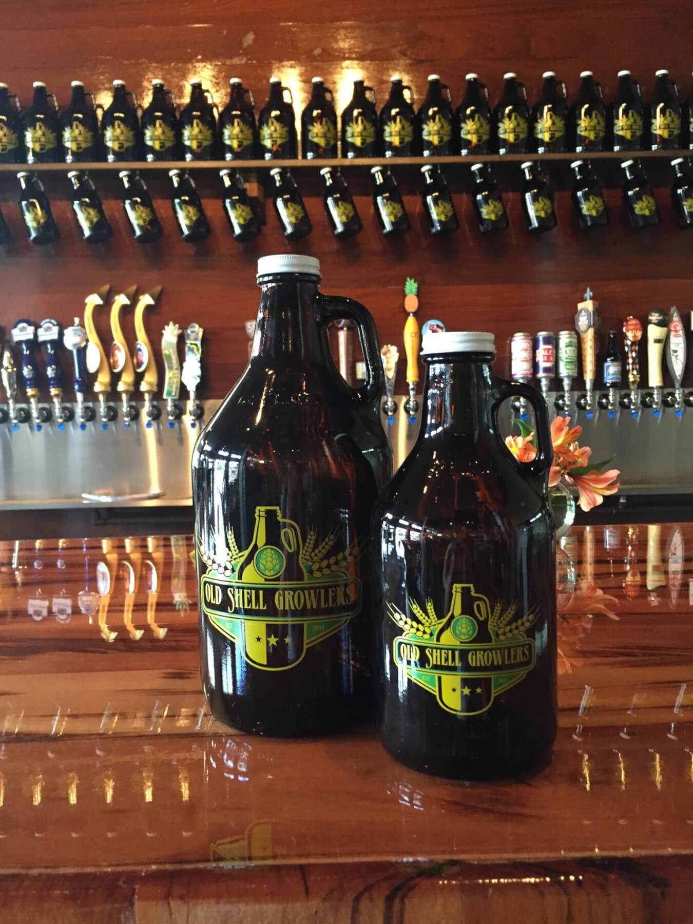 Old Shell Growlers an 'oasis in the desert'